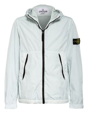 STONE ISLAND JUNIOR Windbreaker