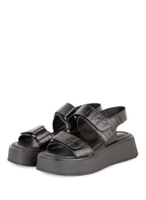 VAGABOND Plateau-Sandalen COURTNEY