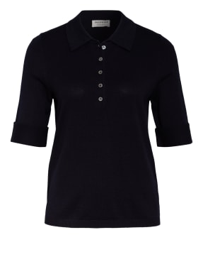 REPEAT Strick-Poloshirt