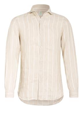 FINAMORE 1925 Leinenhemd TOKYO Slim Fit
