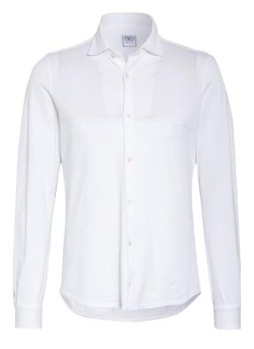 FEDELI Piquéhemd STEVE Slim Fit