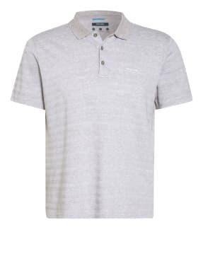 pierre cardin Poloshirt Modern Fit mit Leinen