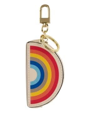SEIDENFELT Schlüssel- und Taschenanhänger