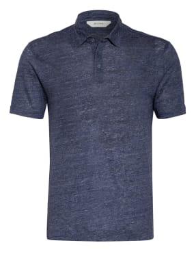 ZZegna Poloshirt aus Leinen