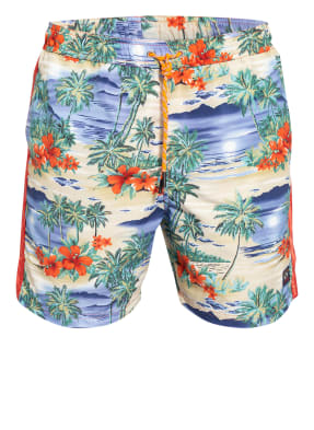 PAUL & SHARK Badeshorts