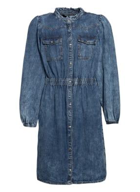 PETIT BY SOFIE SCHNOOR Hemdblusenkleid aus Jeans