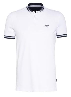JOOP! JEANS Henley-Shirt ADEMARO in Piqué-Qualität