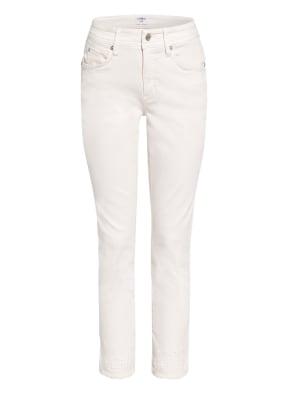 CAMBIO 7/8-Jeans PARLA mit Lochspitze