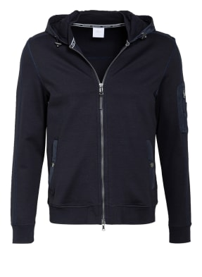 BOGNER Strickjacke ADRIAN im Materialmix