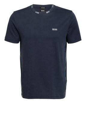 BOSS T-Shirt GOLD mit Galonstreifen