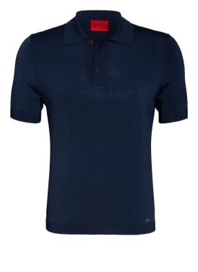HUGO Strick-Poloshirt SAN SEBASTIANO Slim Fit