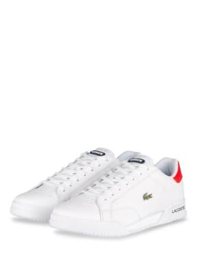 LACOSTE Sneaker TWIN SERVE