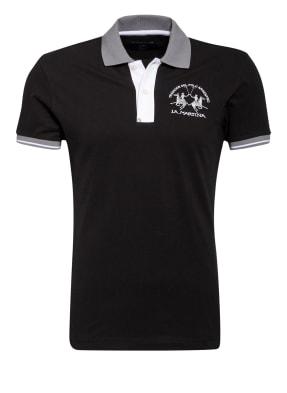 LA MARTINA Jersey-Poloshirt Slim Fit