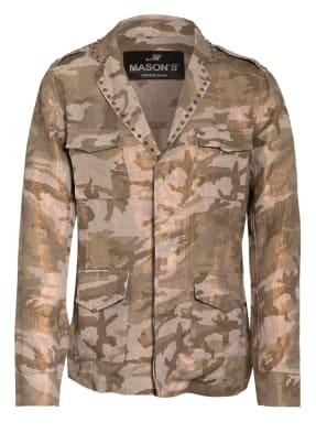 MASON'S Fieldjacket mit Nietenbesatz