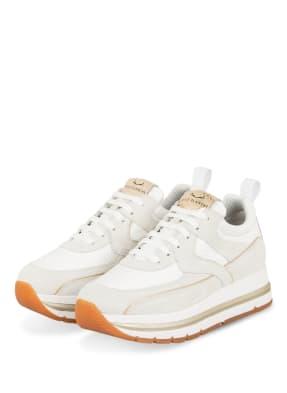 VOILE BLANCHE Plateau-Sneaker JUNEE