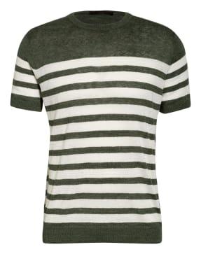 windsor. T-Shirt aus Leinen