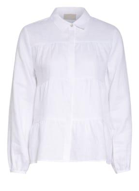 Mrs & HUGS Hemdbluse aus Leinen