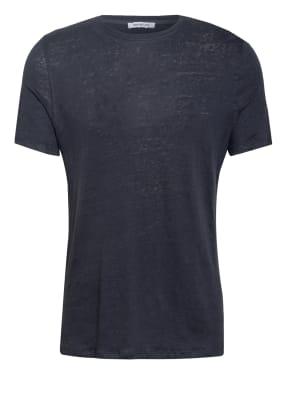 DISTRETTO 12 T-Shirt aus Leinen