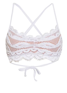 PILYQ Bralette-Bikini-Top WATERLILY