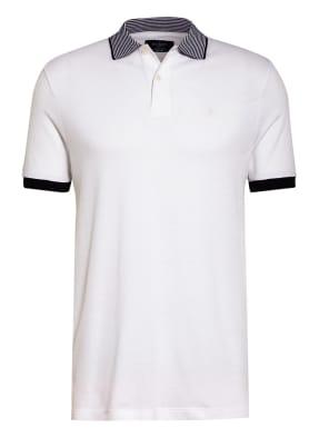 HACKETT LONDON Strick-Poloshirt Classic Fit