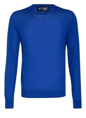 HACKETT LONDON Pullover aus Merino-Wolle