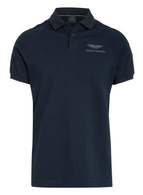 HACKETT LONDON Piqué-Poloshirt