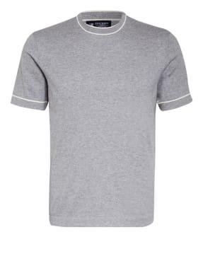 HACKETT LONDON T-Shirt mit Seide