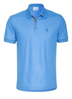 BURBERRY Piqué-Poloshirt EDDIE Slim Fit