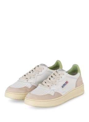 AUTRY Plateau-Sneaker SUEDE