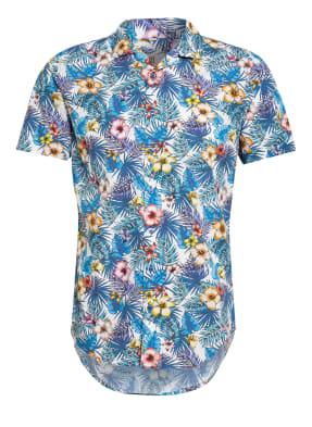 Q1 Manufaktur Resorthemd Slim Fit