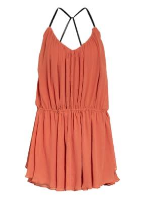 AERON Oversized-Kleid NEEDLE aus Seide