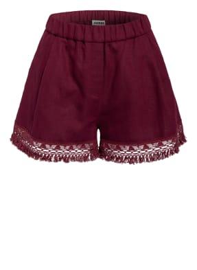 AERON Shorts ABIGAIL mit Leinen