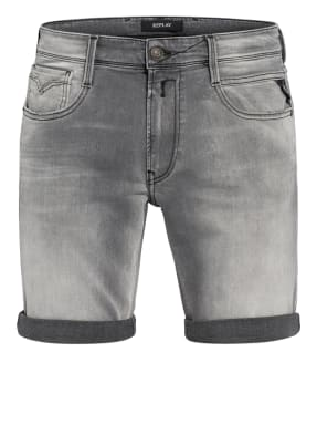 REPLAY Jeans-Shorts NEW ANBASS Regular Fit