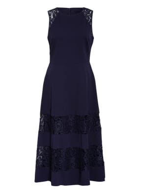 LAUREN RALPH LAUREN Kleid RENAE mit Spitzeneinsatz