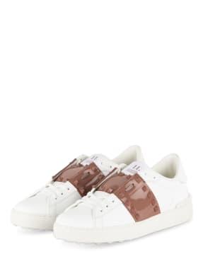 VALENTINO GARAVANI Plateau-Sneaker ROCKSTUD