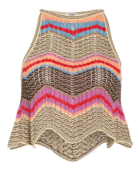 M MISSONI Cropped-Top