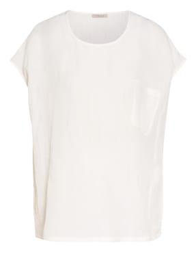 lilienfels T-Shirt mit Leinen