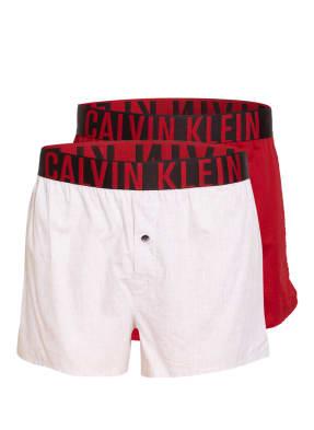 Calvin Klein 2er-Pack Web-Boxershorts INTENSE POWER