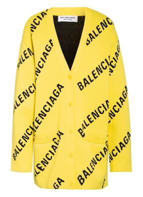 BALENCIAGA Oversized-Cardigan
