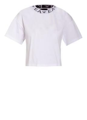 EMPORIO ARMANI Cropped-Shirt