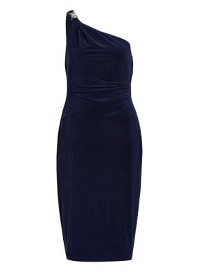 LAUREN RALPH LAUREN One-Shoulder-Kleid HOLLYNN mit Schmucksteinbesatz