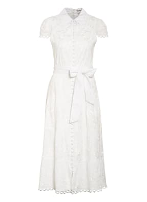 alice+olivia Kleid VANESSA mit Stickereien