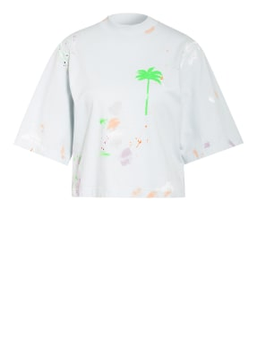 Palm Angels Cropped-Shirt