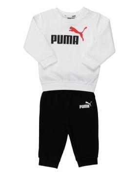 PUMA Set: Sweatshirt und Sweatpants
