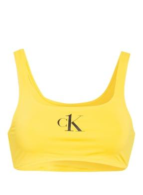 Calvin Klein Bustier-Bikini-Top CK ONE