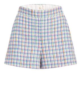 maje Tweed-Shorts IZAM mit Glitzergarn