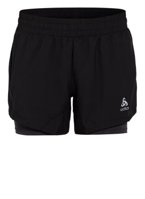 odlo 2-in-1-Laufshorts RUN EASY