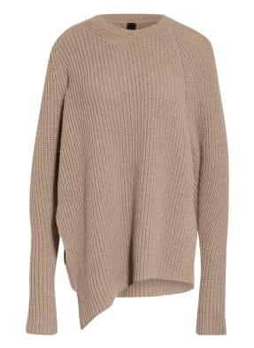 PETAR PETROV Oversized-Pullover NACHA aus Cashmere