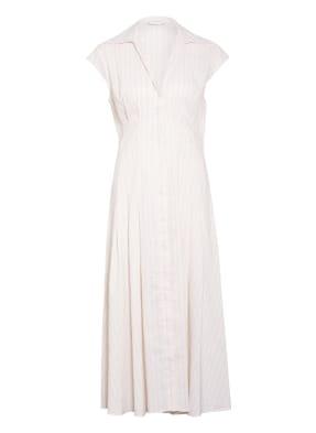 sandro Kleid ANDRINA mit Leinen