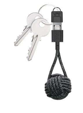 NATIVE UNION Schlüsselanhänger mit Ladekabel